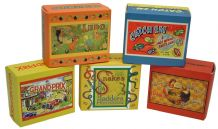 Retro Family Travel Games (5 for the price of 4)